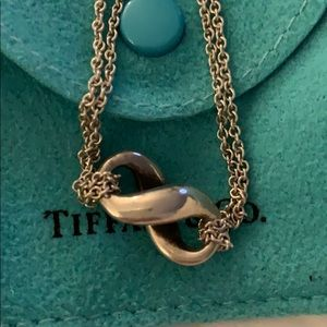 Tiffany & Co. Jewelry - Tiffany and co infinity necklace
